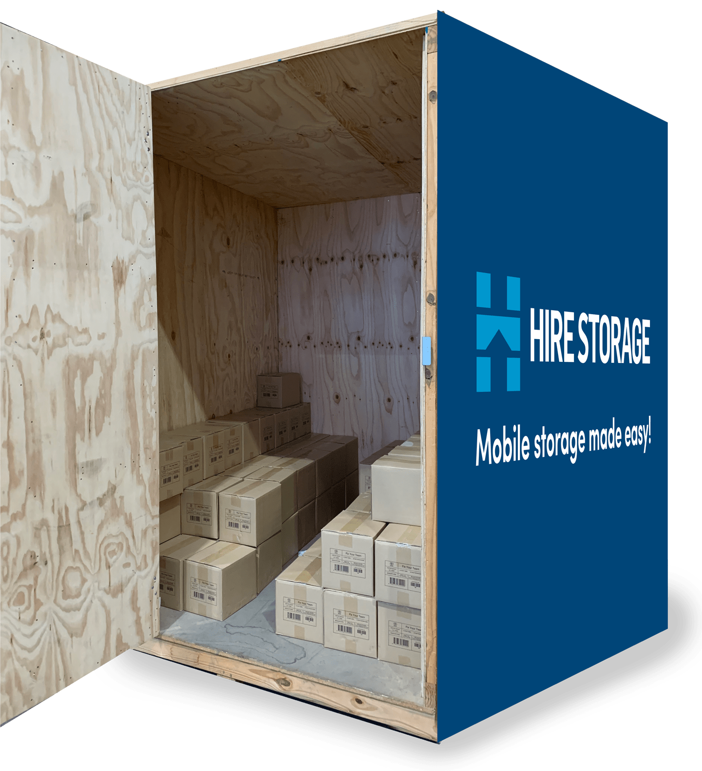 Hire storage